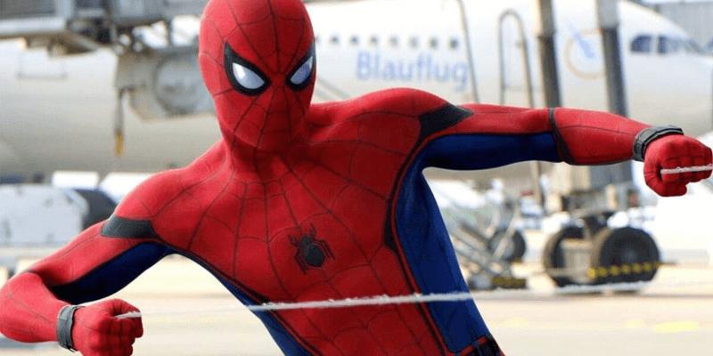 "Spider-Man (Tom Holland) in ""Captain America: Civil War"" (2016)"