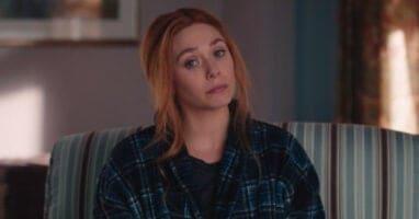 """Elizabeth Olsen as Wanda Maximoff in """"WandaVision"""""""