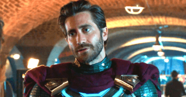 """Mysterio (Jake Gyllenhaal) in """"Spider-Man: Far From Home"""""""