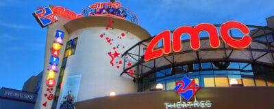 amc theater exterior