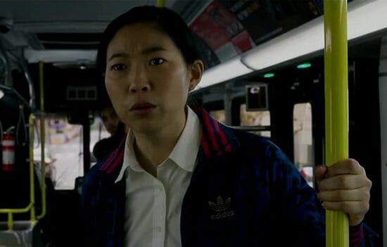 awkwafina as katy in shang chi and the legend of the ten rings
