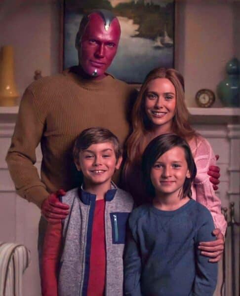wandavision family