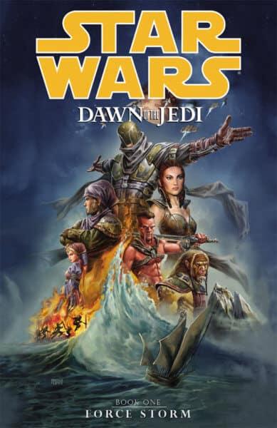 dawn of the jedi cover