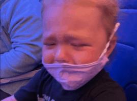 face mask southwest baby