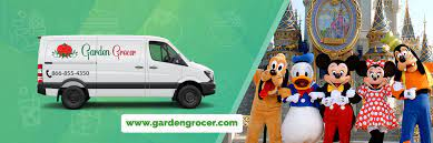 garden grocery delivery at disney world