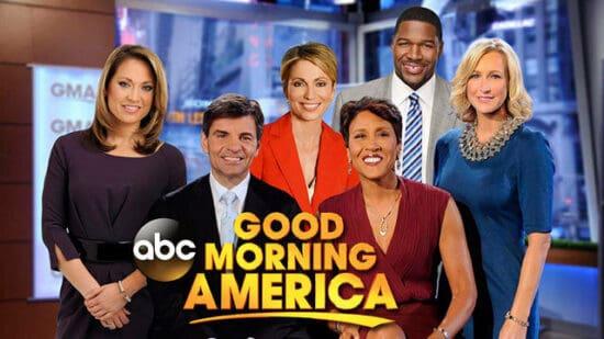 good morning america cast