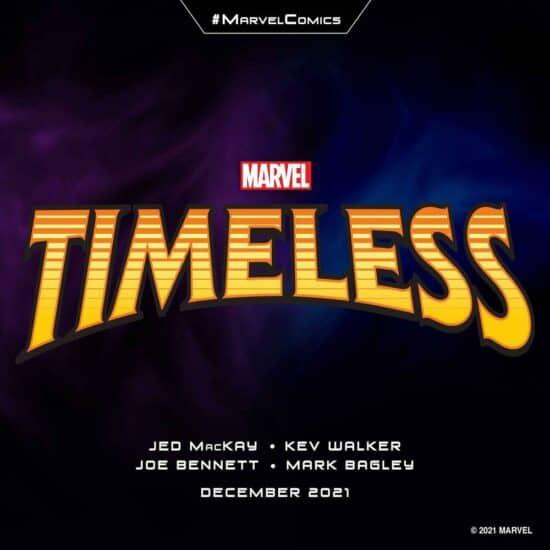 Timeless Marvel Comics