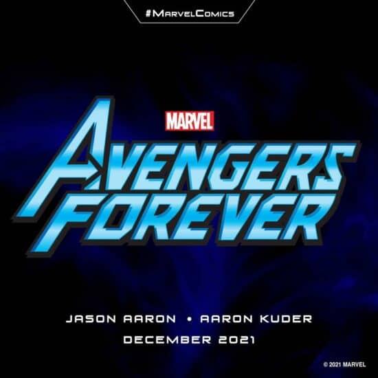 Marvel's Avengers Forever