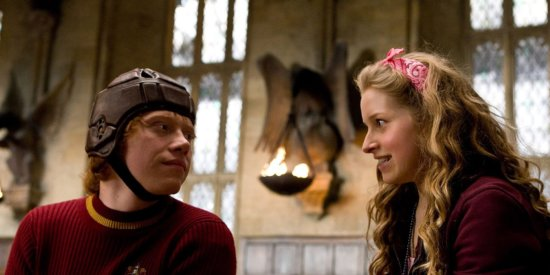 lavender-brown-and-ron-weasley-in-harry-potter-for-the-twentieth-anniversary-of-harry-potter