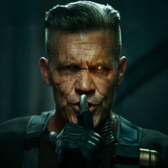 josh brolin as nathan summers aka cable in deadpool 2