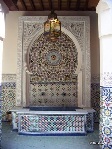 mosaic tiles morocco