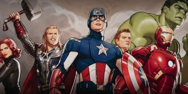 marvel what if avengers black widow thor captain america iron man hulk