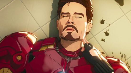 marvel what if tony stark iron man died