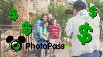 photopass no longer free