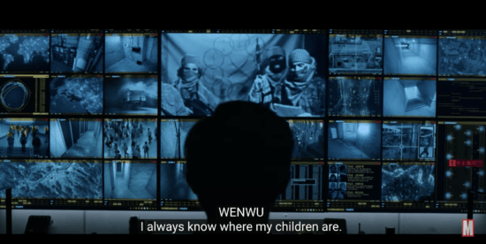 shang chi screens tony stark kidnapping