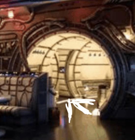 smugglers run lobby