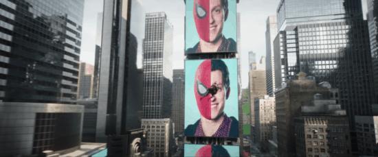 tom holland as spider-man no way home peter parker TV