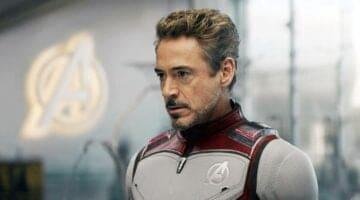 tony stark at avengers headquarters