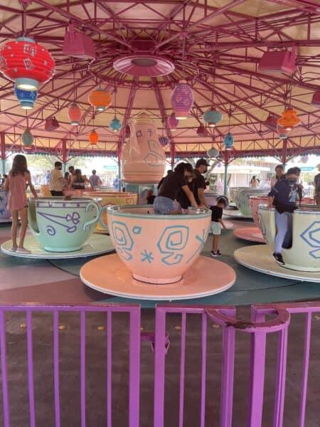 tea cups disney world