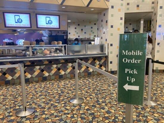 mobile order pop century