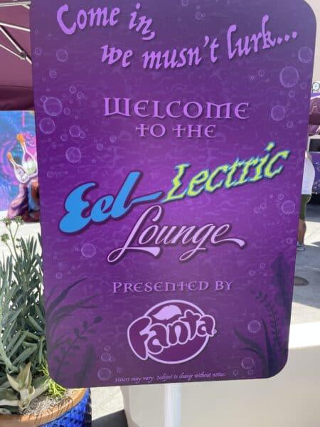 fanta eel-lectric lounge at disney california adventure