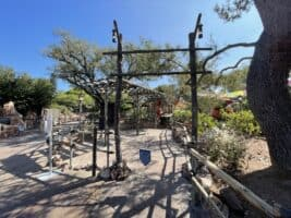 Fastpass kiosk removal at