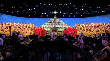 candlelight processional epcot