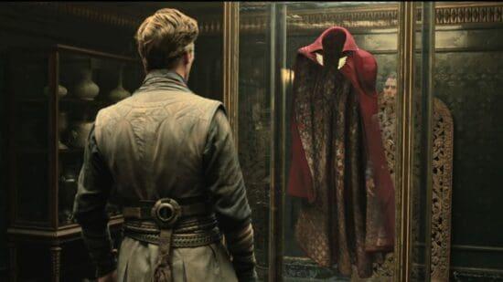 doctor strange cloak of levitation