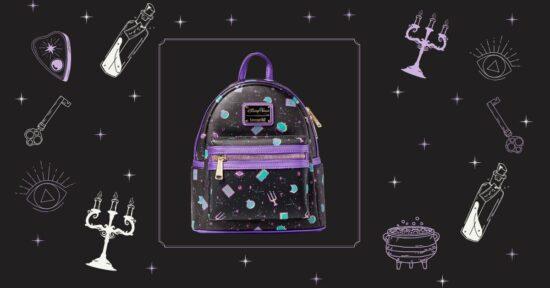 Hocus Pocus backpack