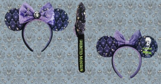 Haunted Mansion Ear Headband