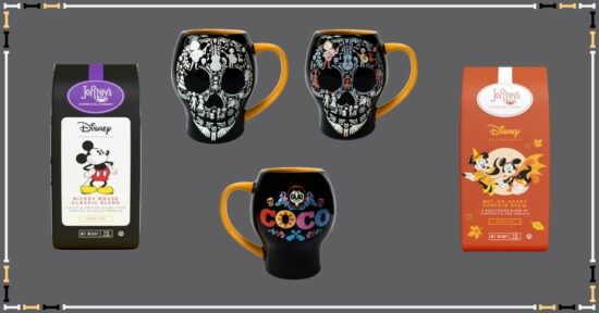 Coco Mug and Joffrey coffee