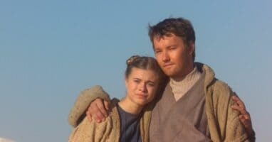 """Beru and Owen Lars in """"Revenge of the Sith"""""""