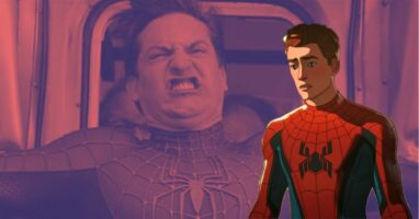 """Tobey Maguire as Spider-Man and Spider-Man in """"What If...?"""""""