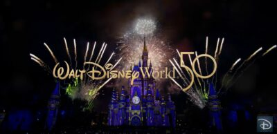 Disney World 50th