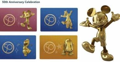 Disney MagicMobile fab 50 designs