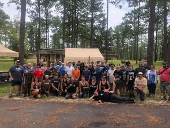 Wounded Warriors of the Emerald Coast