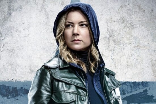 Emily Van Camp as Sharon Carter aka Agent 13 in Marvel Falcon and the Winter Solider Captain America Power Broker