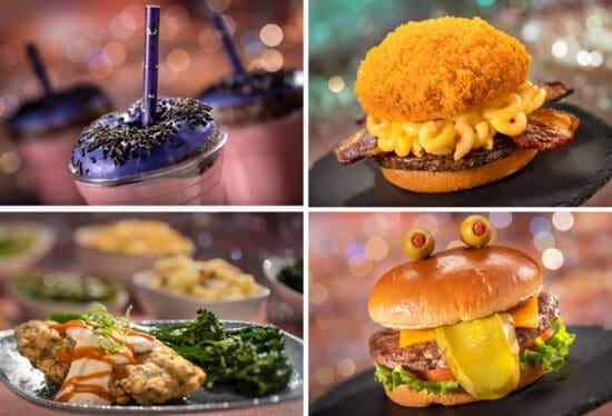 Magic kingdom food for Walt disney world 50th