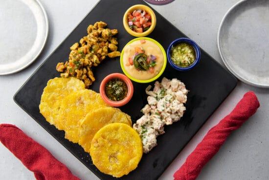 Dining during Hispanic latinx heritage month