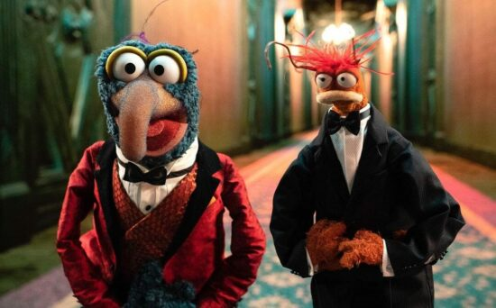 Gonzo Muppets Haunted Mansion