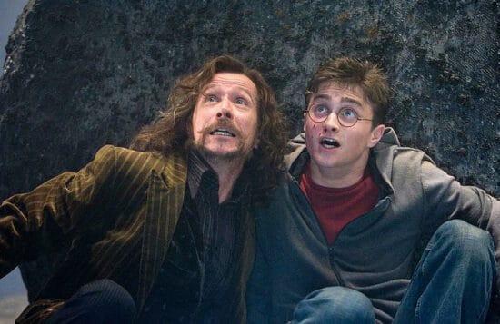 Harry Potter/Sirius Black