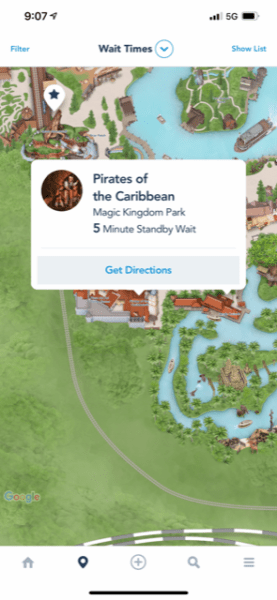 pirates wait time labor day 2021