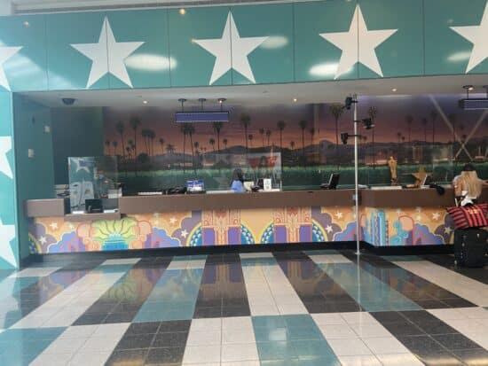 all star movies lobby