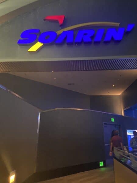 soarin around the world