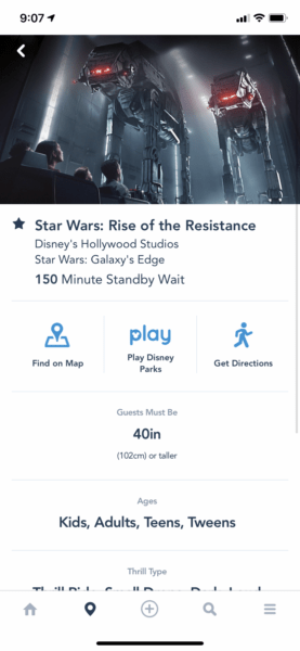 rise of the resistance wait time