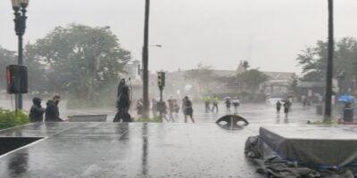 rain disney
