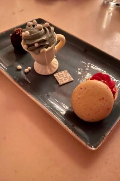 be our guest dessert trio