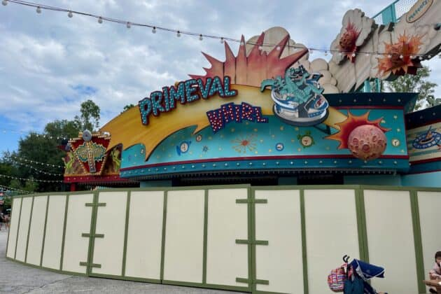 primeval whirl construction walls