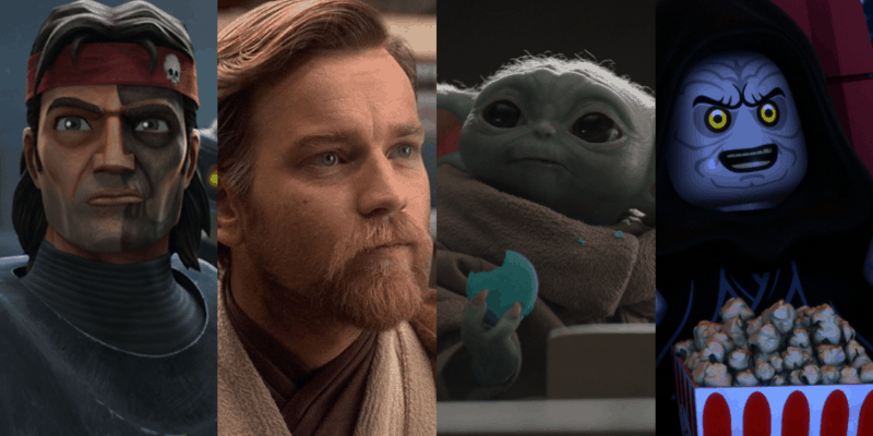 Star Wars oversaturation