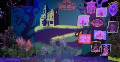 Magic Key Lounge Muppets